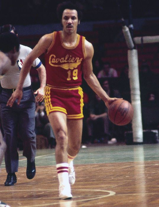 Lenny Wilkens CavsRank continues with Hall of Fame player Lenny Wilkens at No 18