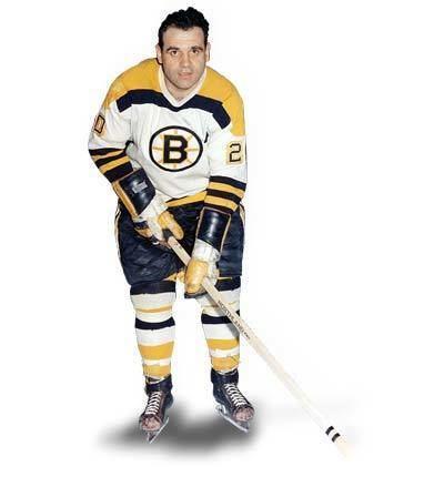 Leo Boivin Boivin Leo Honoured Player Legends of Hockey