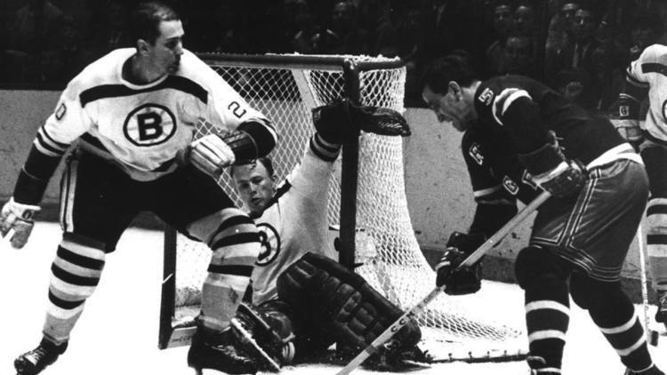 Leo Boivin August 2 NHL History Hockey History NHL Trade Rumors