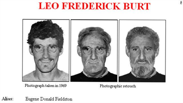 Leo Burt 40 years later FBI still hunts alleged bomber CNNcom