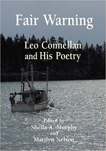 Leo Connellan Fair WarningLeo Connellan and His Poetry Sheila Murphy Marilyn