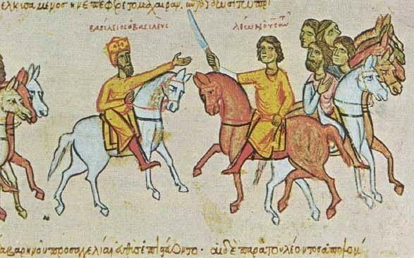 Leo VI the Wise Patrick von Stutenzee39s History Blog Mysterious Anna