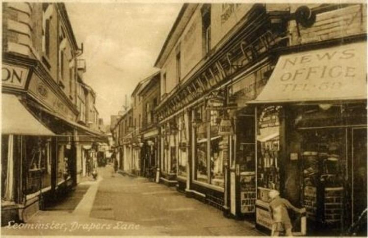 Leominster in the past, History of Leominster