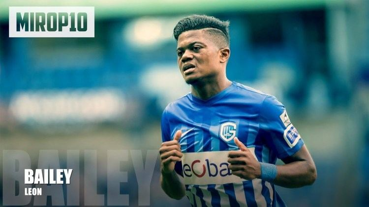 Leon Bailey LEON BAILEY GENK THE JAMAICAN YOUNGSTER Skills Goals 2016