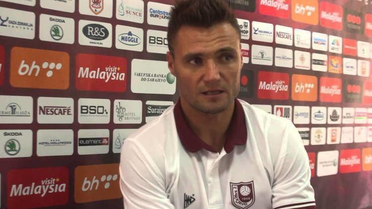 Leon Benko Leon Benko prvi utisci nakon dolaska u FK Sarajevo YouTube