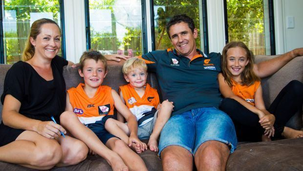 Leon Cameron Greater Western Sydney coach Leon Cameron opens up about his mum