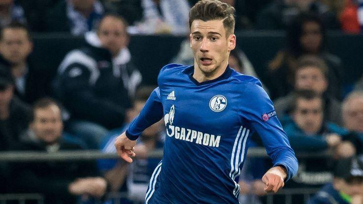 Leon Goretzka Schalke dismiss speculation of Leon Goretzka joining Bayern Munich