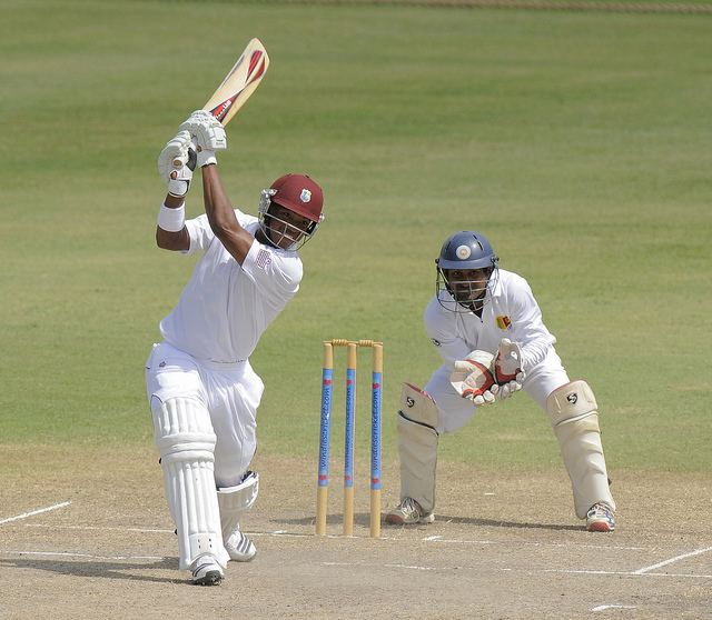 Leon Johnson (cricketer) Guyana Cricket Board GCB and DCB congratulate Johnson on
