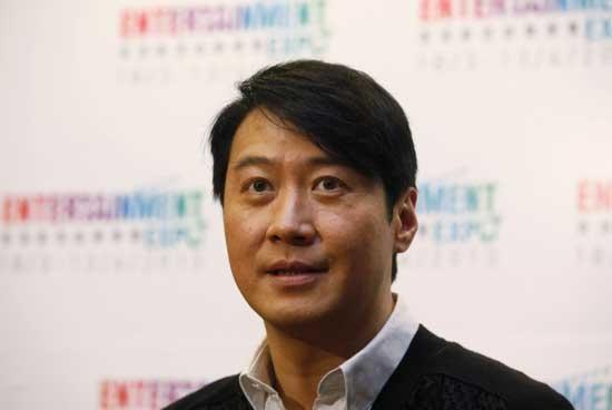 Leon Lai Leon Lai named ambassador for HK Entertainment Expo CCTV News CNTV