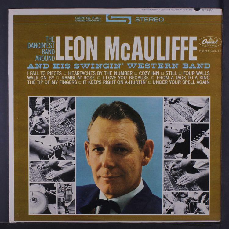 Leon McAuliffe Oklahoma Music Trail Main Page TravelOKcom Oklahomas Official