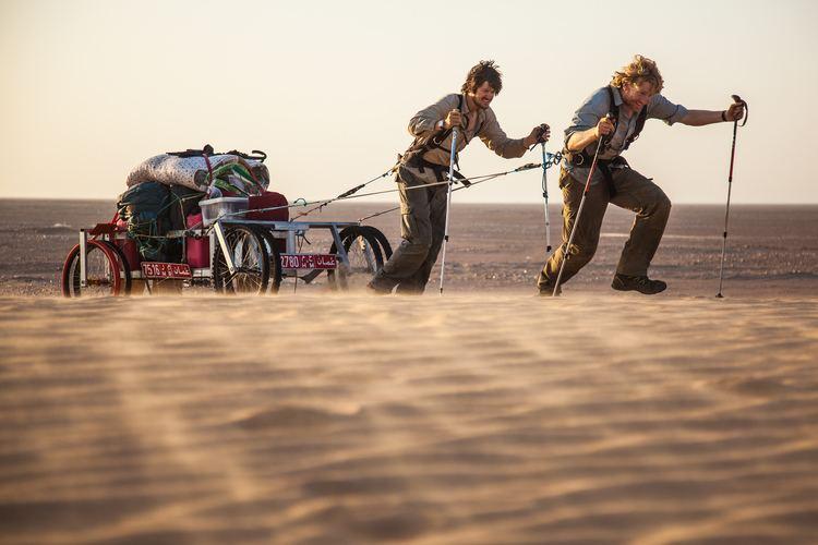 Leon McCarron Into the Empty Quarter Desert with Leon McCarron TPZ 084