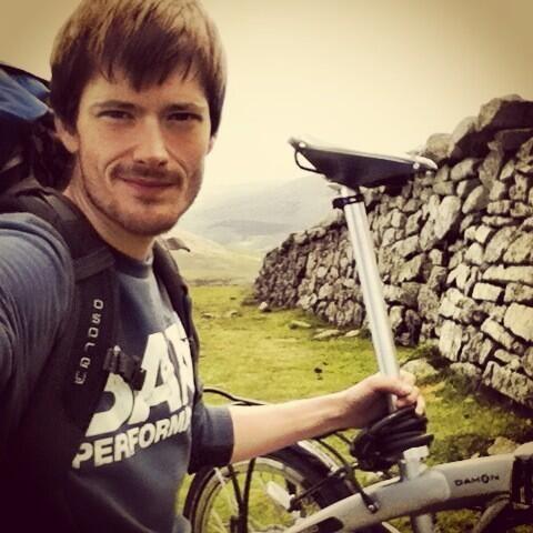 Leon McCarron Irish Adventurer Leon McCarron to Conquer Six Peaks with