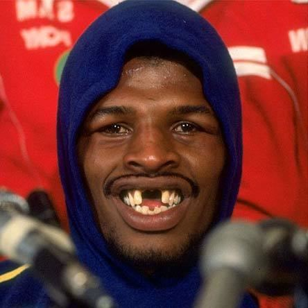 Leon Spinks Leon Spinks who defeated Muhammad Ali in 1978 critically