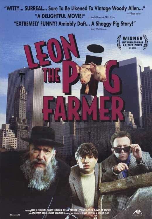 Leon the Pig Farmer Leon the Pig Farmer Movie Posters From Movie Poster Shop