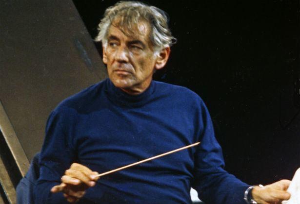 Leonard Bernstein When Leonard Bernstein Brought 39Freedom39 to Berlin The
