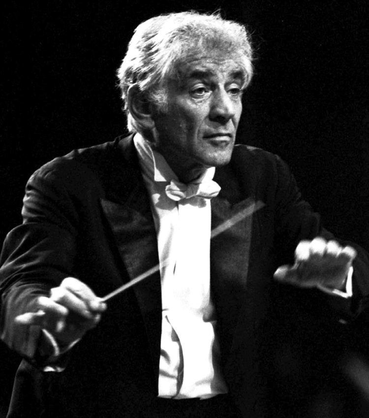 Leonard Bernstein Leonard Bernstein conducts in Germany 1976 Archive
