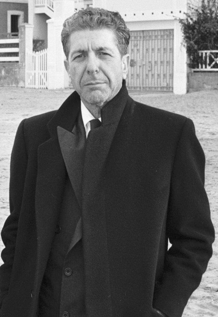 Leonard Cohen Leonard Cohen Wikipedia the free encyclopedia