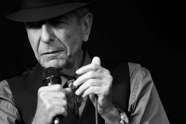Leonard Cohen Astrogators Logs Blog Archive The BardPriest Leonard Cohen