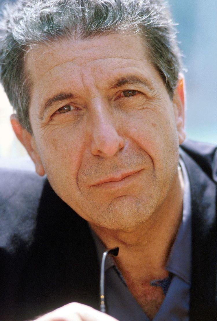 Leonard Cohen Leonard Cohen Wikipedia