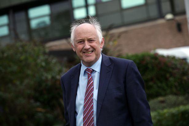 Leonard Fenwick Who is exhospital chief executive Sir Leonard Fenwick and what has