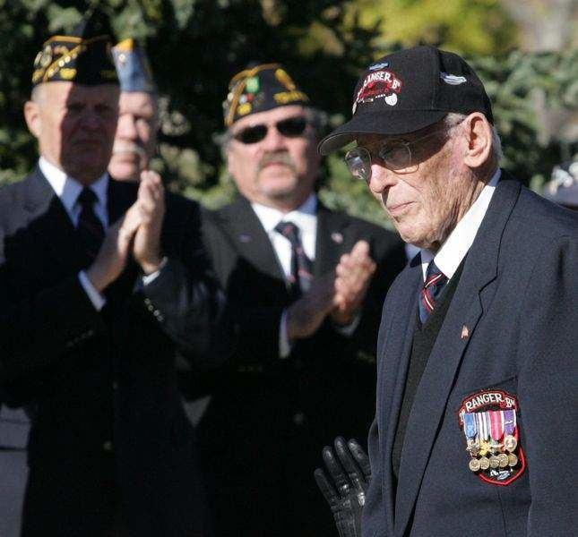 Leonard Lomell US Army Ranger Association Inc World War II Ranger