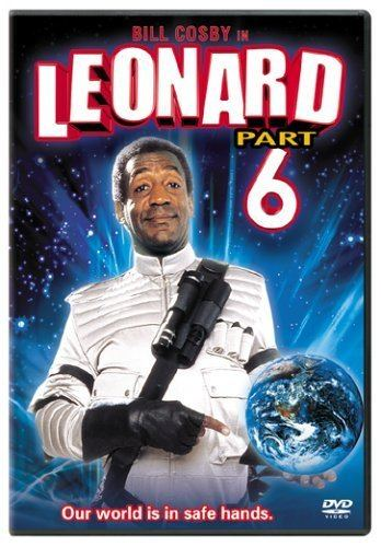 Leonard Part 6 Amazoncom Leonard Part 6 Bill Cosby Tom Courtenay Joe Don