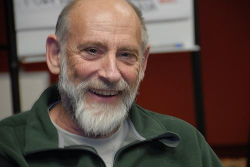 Leonard Susskind Leonard Susskind relaxes at The Commonwealth Club of