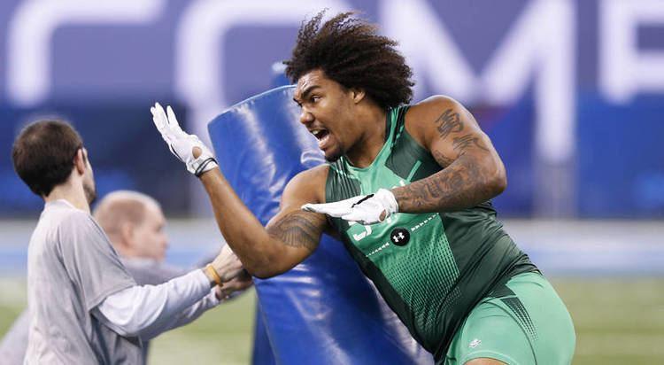 Leonard Williams (American football) 2015 NFL Combine Day 3 Leonard Williams makes case for No
