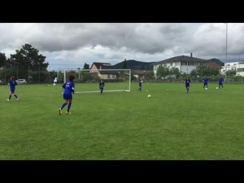 Leonarda Balog Leonarda Balog FC NEUNKIRCH YouTube