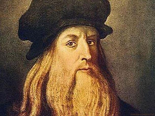 Leonardo da Vinci Leonardo Da Vinci BirthdayThe World most big genius 551
