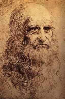 Leonardo da Vinci myherocomimagesScienceVincig1u8514selfjpg