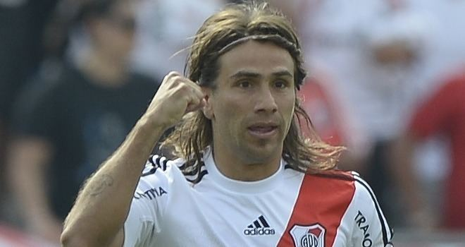 Leonardo Ponzio River Plate star and reported Spurs target Leonardo Ponzio