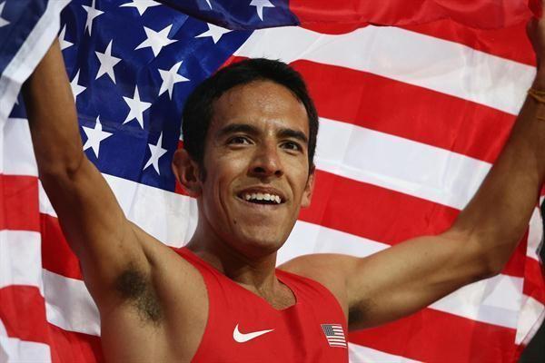 Leonel Manzano Athlete profile for Leonel Manzano iaaforg