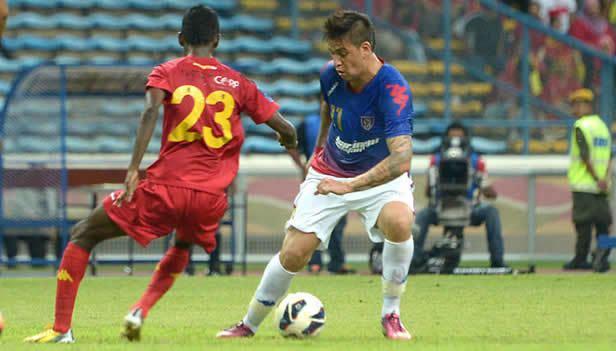 Leonel Núñez Nunez inspires Darul Takzim to Selangor win 7M sport