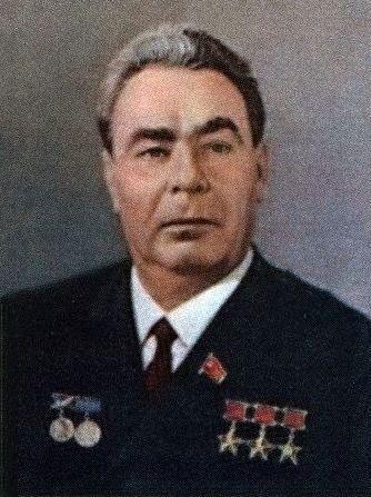 Leonid Brezhnev Leonid Brezhnev Wikipedia the free encyclopedia