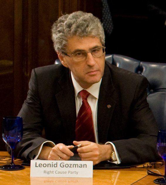 Leonid Gozman