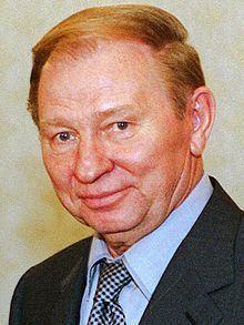 Leonid Kuchma Leonid Kuchma Wikipedia the free encyclopedia