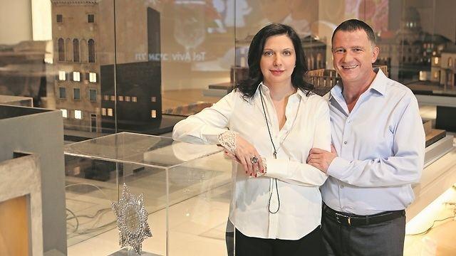 Leonid Nevzlin Ynetnews News A Jewish love story