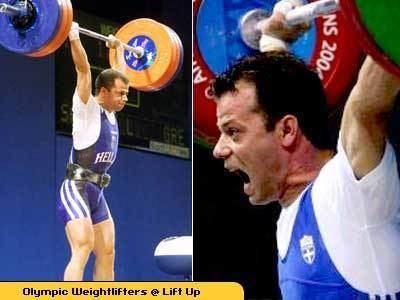 Leonidas Sabanis Leonidas Sabanis Top Olympic Lifters of the 20th Century Lift Up