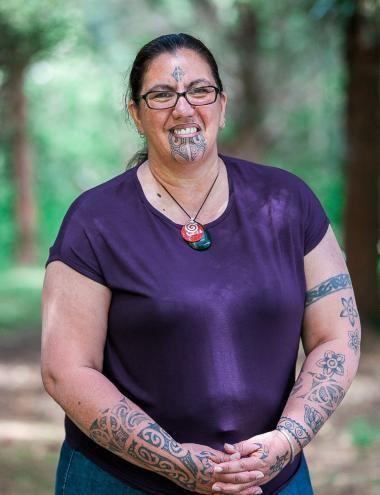Leonie Pihama Leonie Pihama World Women NZ