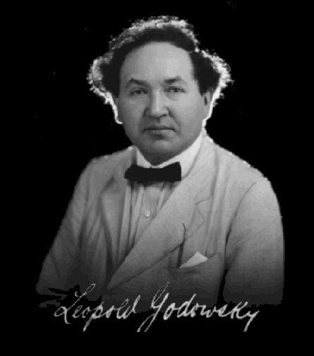 Leopold Godowsky Leopold Godowsky Composer Arranger Short Biography