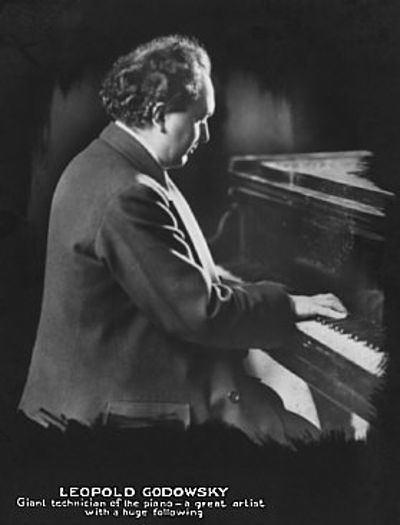 Leopold Godowsky Leopold Godowsky Biography Albums Streaming Links AllMusic