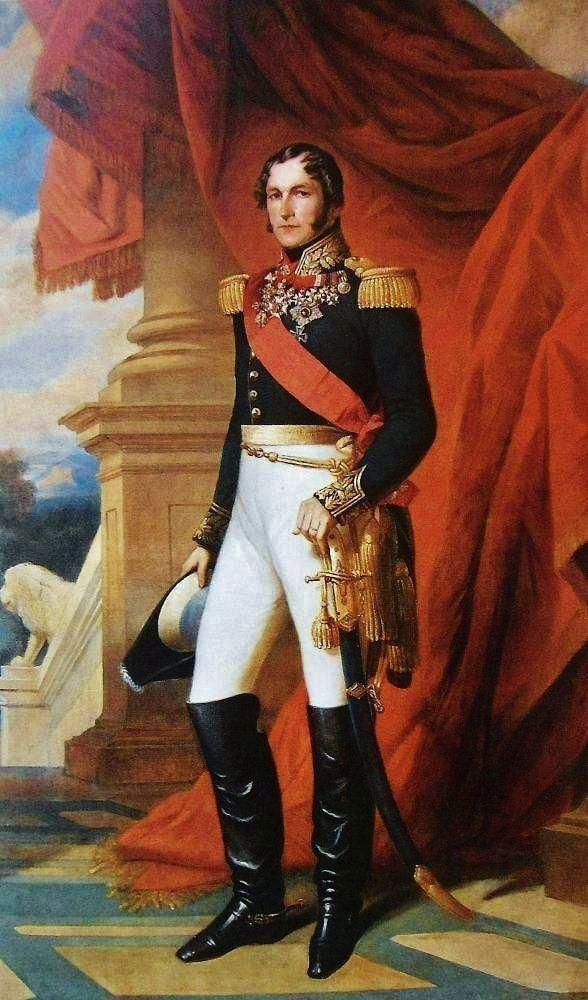 Leopold I of Belgium Franois Bhm Art