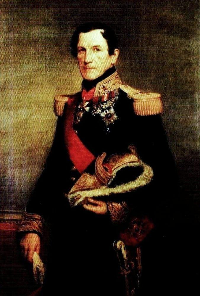 Leopold I of Belgium Lieven De Winne Art