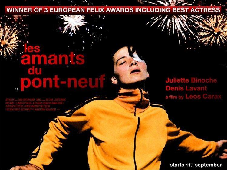 Les Amants du Pont-Neuf Les Amants du PontNeuf 1991 Speaker to Animals