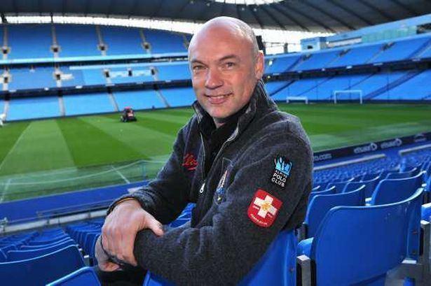 Les Chapman Uwe Rosler back at Manchester City for Les Chapman
