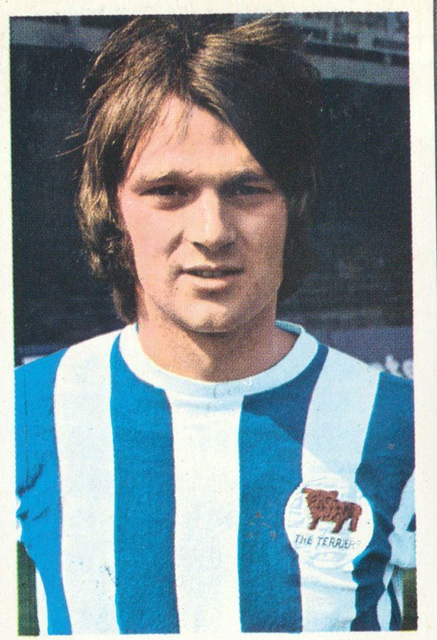 Les Chapman Former Town star Les Chapman a feature of ITV documentary