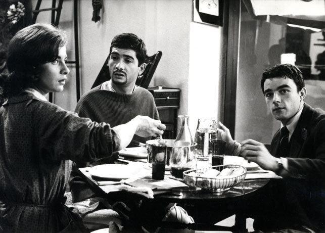 Les Cousins (film) MoMA Claude Chabrols The Cousins