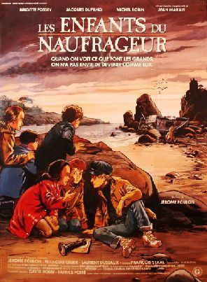 Les Enfants du naufrageur LES ENFANTS DU NAUFRAGEUR