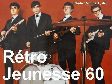 Les Fantômes (band) wwwretrojeunesse60comLesFantomesMJPG